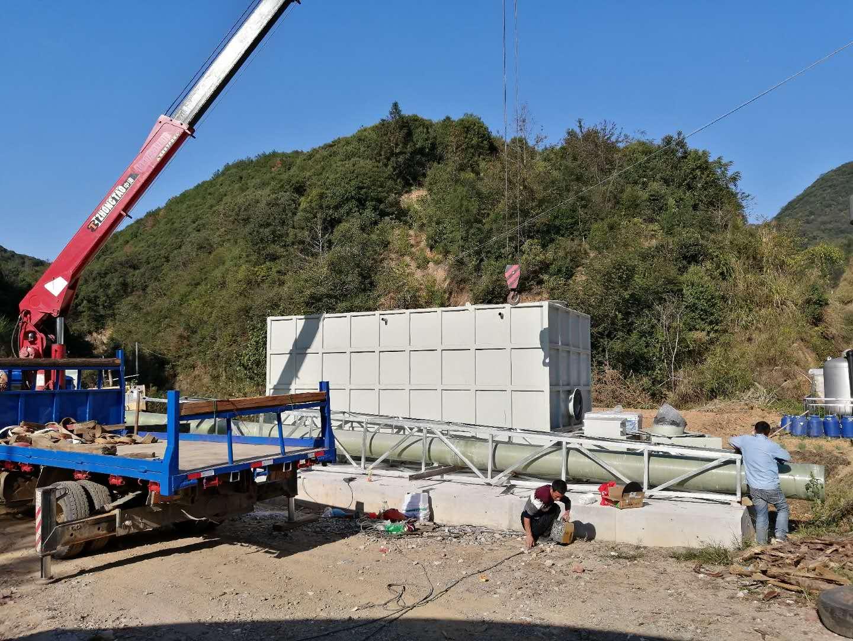 湖南某项目,生物除臭环境治理-湖北灏瑞达环保能源科技有限公司